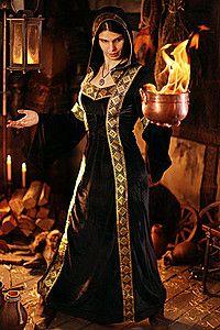 135 Hermiones Kleid