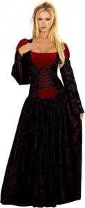 141 Hermiones Kleid