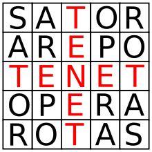 192 Sator Quadrat